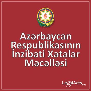 AR İnzibati Xətalar Məc 2016 apk screenshot
