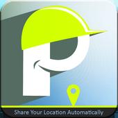 Pillion - ETA app icon