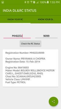 Vehicle and License (Premium) apk screenshot