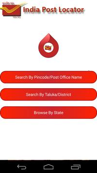 India Post PIN Code Search poster