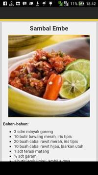 Masakan Khas Bali apk screenshot