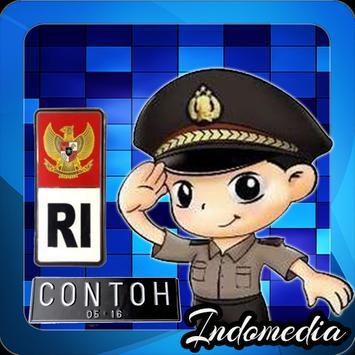 Nomor Polisi Kendaraan poster