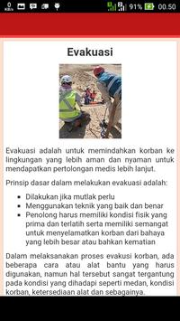 Buku Panduan P3k apk screenshot