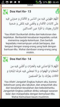 Doa Harian Ramadhan apk screenshot