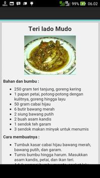 Resep Masakan Riau apk screenshot