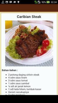 Resep Daging Praktis apk screenshot