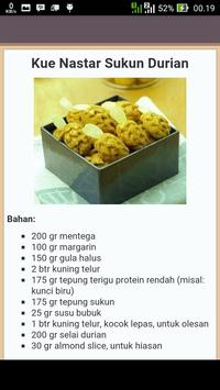 Resep Kue Kering Mancanegara apk screenshot