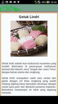 Resep Rahasia Kue Tradisional apk screenshot
