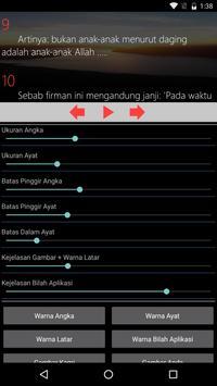 Indonesian Bible - Full Audio apk screenshot