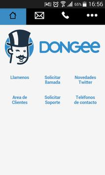 Dongee poster