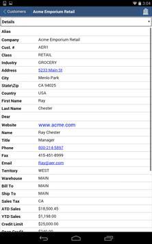 AccountMate Everywhere apk screenshot