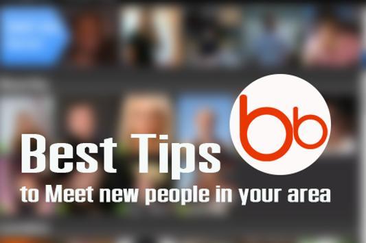 Free Badoo Find New Friend Tip apk screenshot