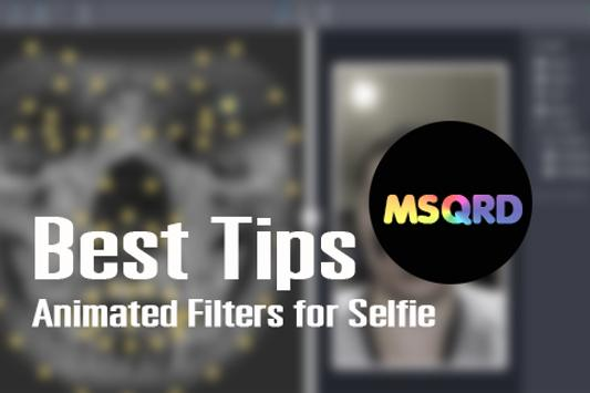 Free Pics for MSQRD ME Guide poster