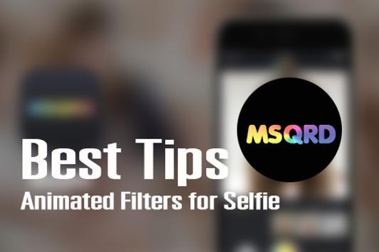 Free Pics for MSQRD ME Guide apk screenshot