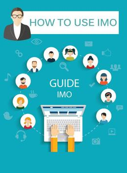 Guide for imo free chat & call poster