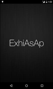 Tradeshow exhibitors: ExhiAsAp poster