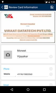 App for Salesforce - InfoAsAp apk screenshot