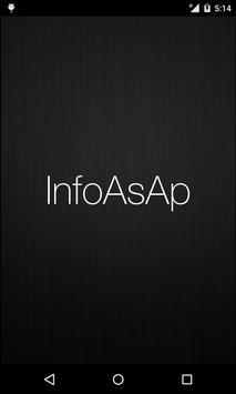 App for Salesforce - InfoAsAp poster