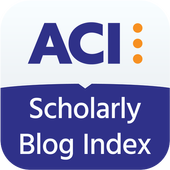 ACI Scholarly Blog Index icon
