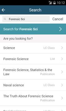 ACI Scholarly Blog Index apk screenshot