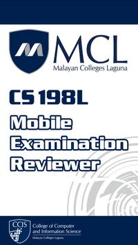 CS198L Reviewer for CCIS poster