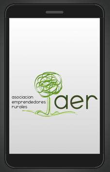 AER Emprendedores Rurales poster