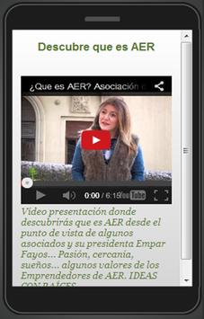 AER Emprendedores Rurales apk screenshot