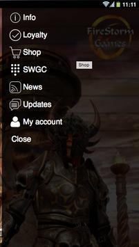 FireStorm apk screenshot