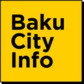 Baku City Info - Yellow Pages icon