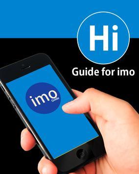 Guide for imo video calling apk screenshot