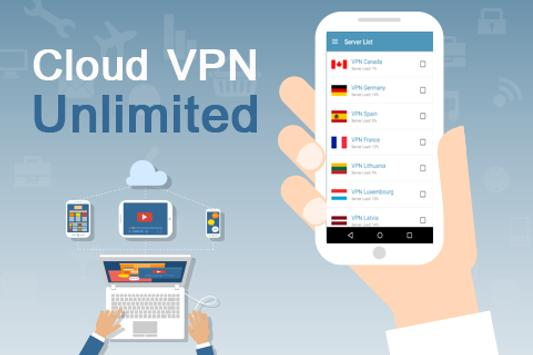 VPN Cloud Free Unlimited Guide poster