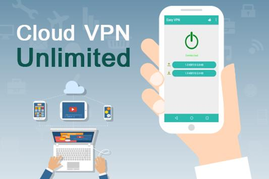 VPN Cloud Free Unlimited Guide apk screenshot