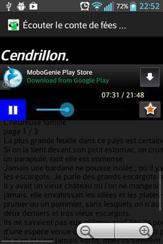 Audio contes pour enfants apk screenshot