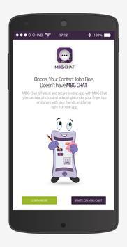 MBG Chat apk screenshot