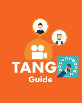 Guide for tango free call app poster