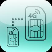 3G To 4G Converter Sim Advice icon