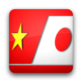 Vietnamese Japanese Dictionary icon