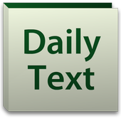 Daily Bible Text 2015 icon