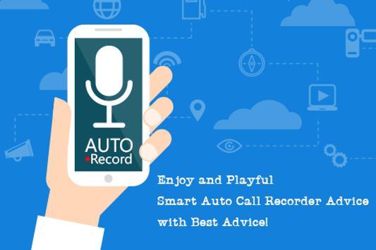 Smart Auto Call Record Advice poster