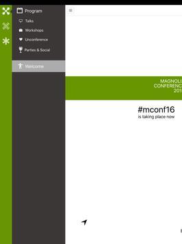 MCONF apk screenshot
