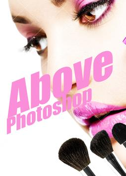 Above Fotoshop poster