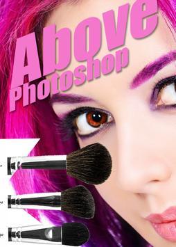 Above Fotoshop apk screenshot