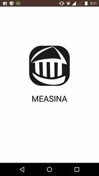 MEASINA poster