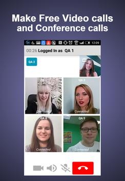 spiks video calls and chat poster