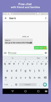 spiks video calls and chat apk screenshot