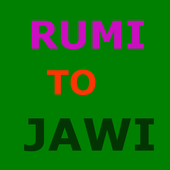 Rumi To Jawi v2 icon