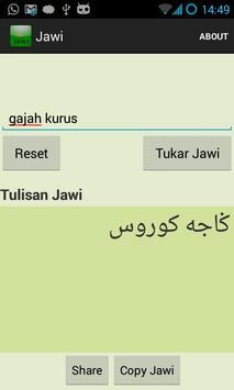 Rumi To Jawi v2 poster