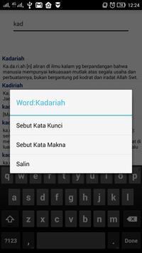 Kamus Besar Indonesia - Lite apk screenshot