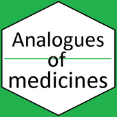 Medicaments - generics & drugs icon