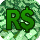 Robux and Tix for Roblox Tips icon